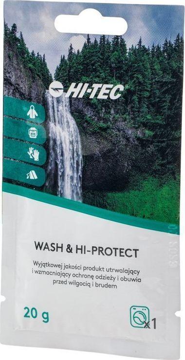 HI-TEC Płyn do prania Wash & Hi-protect 20g 1