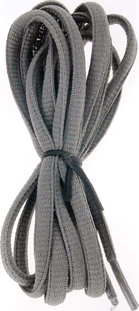Martes Sznurówki Lace Slim Grey 120cm 1