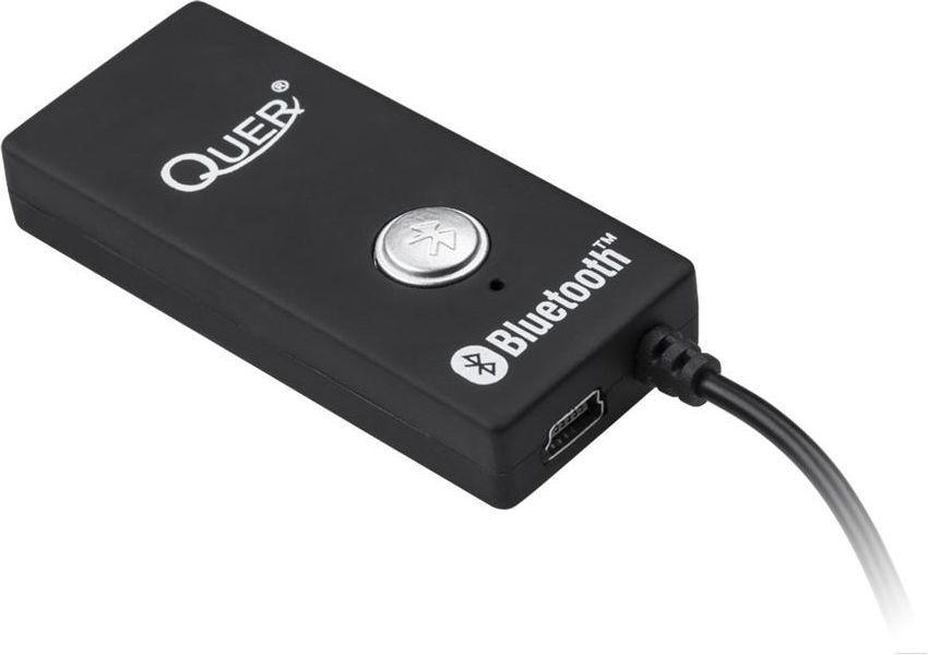 Adapter bluetooth Quer 033 minijack 3,5mm (KOM0709)  1