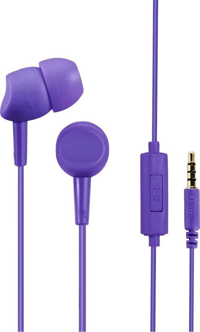 Słuchawki Hama Basic4Phone (001840500000) 1