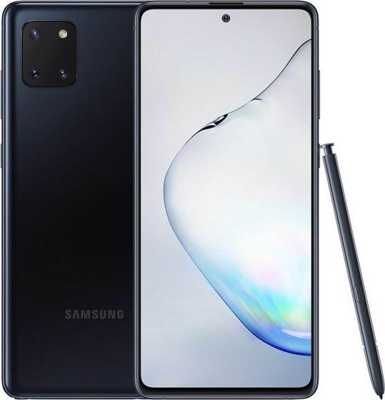 Smartfon Samsung Galaxy Note 10 Lite 128GB Dual SIM Czarny (SM-N770FZK) 1