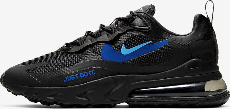Nike Buty męskie Air Max 270 React czarne r. 42 (CT2203 001) ID produktu: 6508235