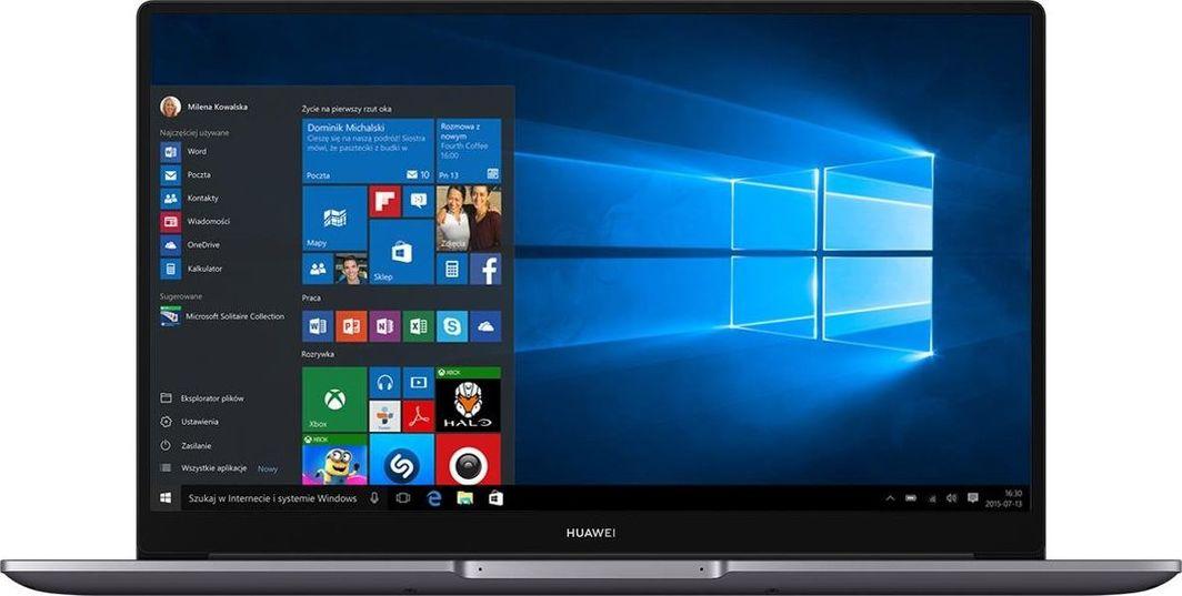 Laptop Huawei MateBook D15 (53010TUE) 1
