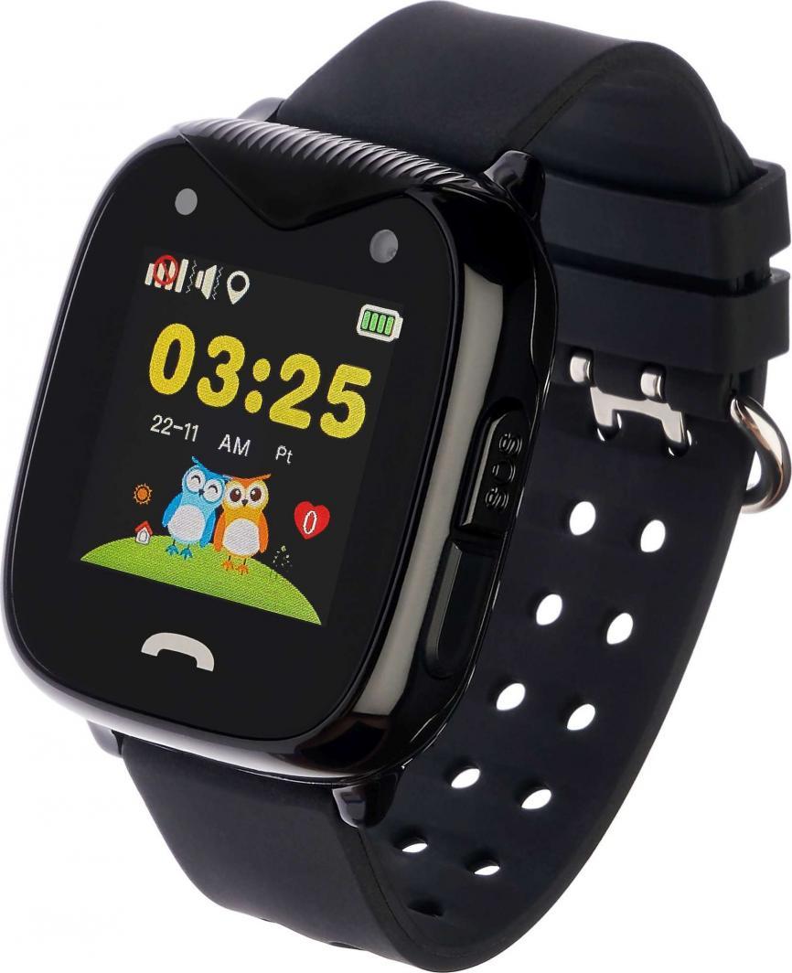 Smartwatch Garett Electronics Kids Sweet 2 Czarny  (sweet2_czar) 1