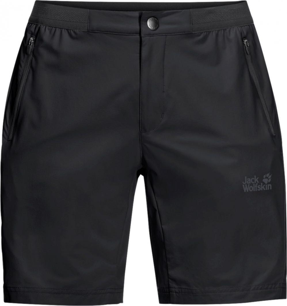 Jack Wolfskin Spodenki męskie Trail Shorts Black r. 54 1