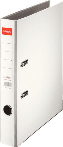 Segregator Esselte Ekonomiczny dźwigniowy A4 50mm biały (10K009G) 1