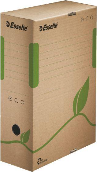 Esselte Pudło archiwizacyjne Eco, brązowe 80mm (10K164Y) 1