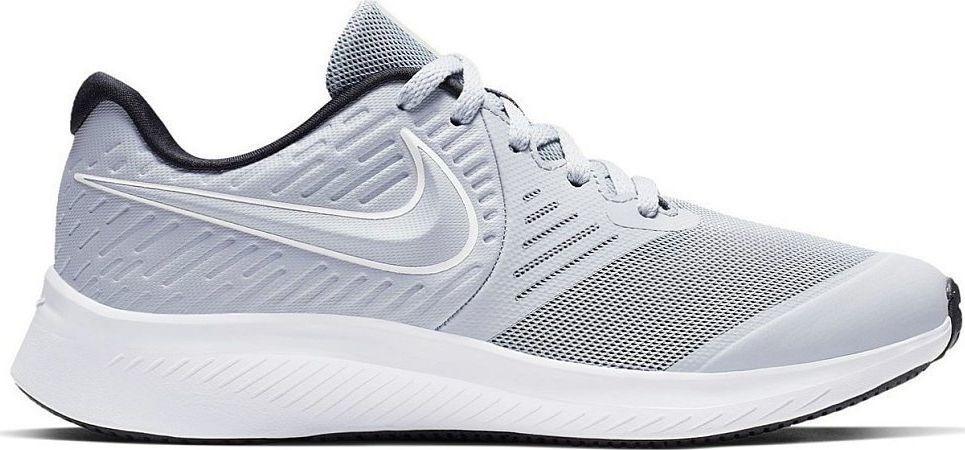 Nike Buty do biegania NIKE STAR RUNNER 2 GS (AQ3542 005) 36.5 1