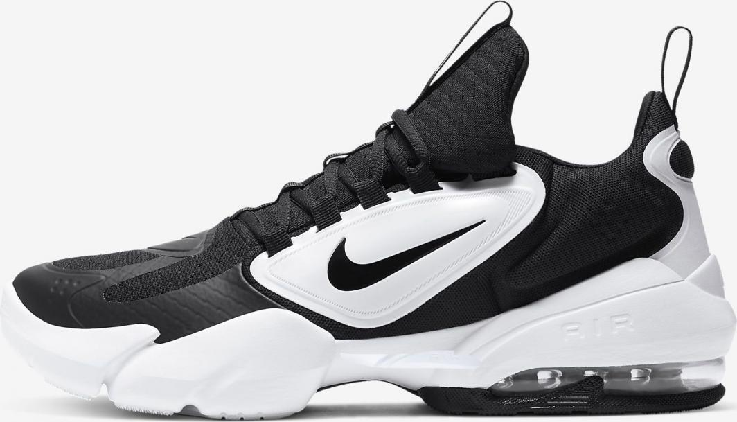 Nike air max dla chłopca szaro czarne 31,5 wkładka 19,5 cm