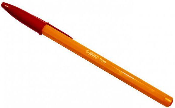 Bic Długopis Orange czerwony (47K001B) 1