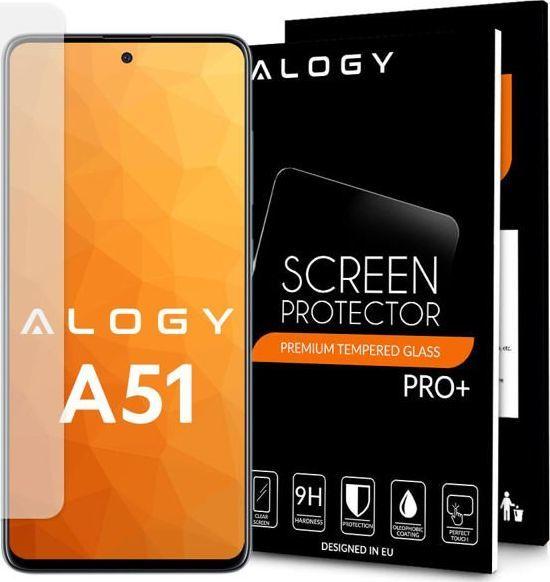 Alogy Szkło hartowane Samsung Galaxy A51 1