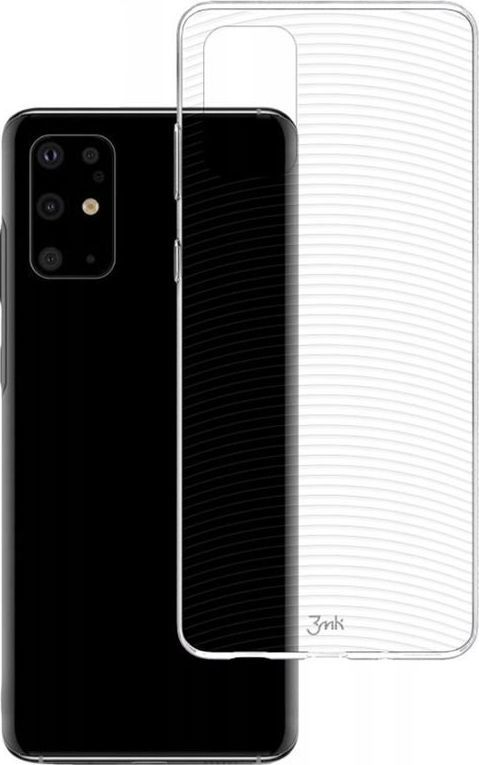 3MK Pancerne etui Armor Case Samsung Galaxy S20 Plus Przezroczyste 1