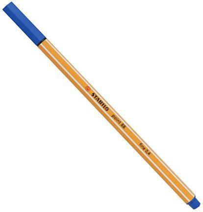 Stabilo Cienkopis Point 88 niebieski (54K002C) 1