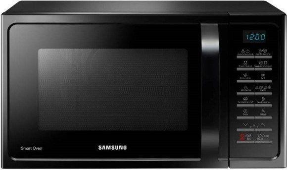 Kuchenka mikrofalowa Samsung MC28H5015AK Czarna 1