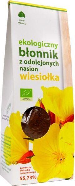 Dary Natury DARY NATURY_Herbatka Ekologiczna Błonnik z Wiesiołka 100g 1