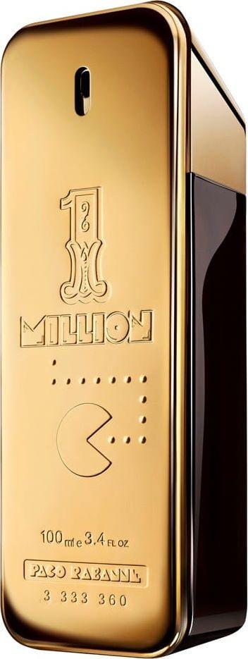 paco rabanne 1 million x pac-man collector edition