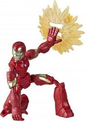 Hasbro Figurka Avengers Band and Flex Iron Man (E7870) 1