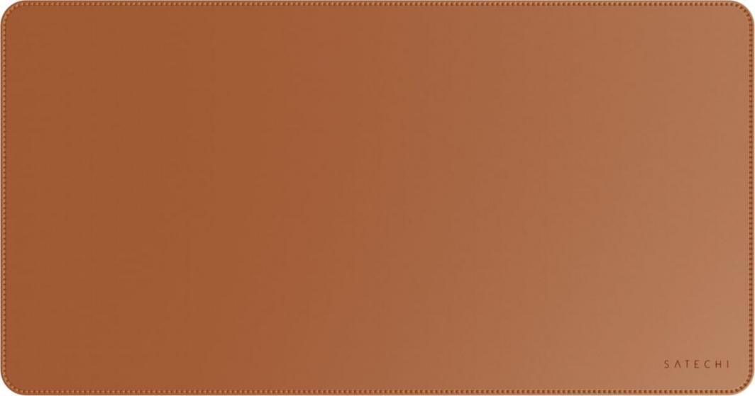 Podkładka Satechi Leather Desk Mat Brązowa (ST-LDMN) 1