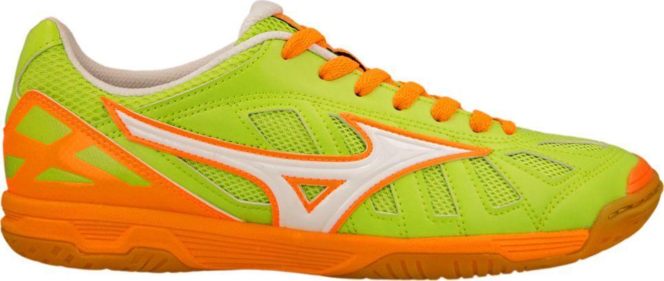 Mizuno Buty piłkarskie Sala Premium In Lime/Wht/O r. 44 (Q1GA155035) 1