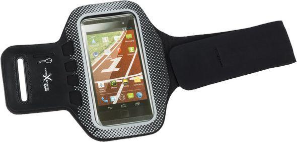 Natec Opaska sportowa na ramię do smartfona extreme media X5 czarny (NET-0595) 1