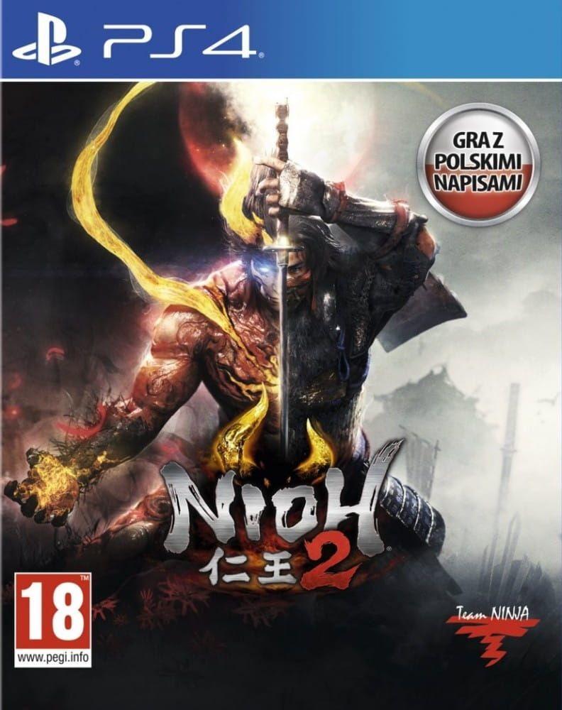 Nioh 2 PS4 1