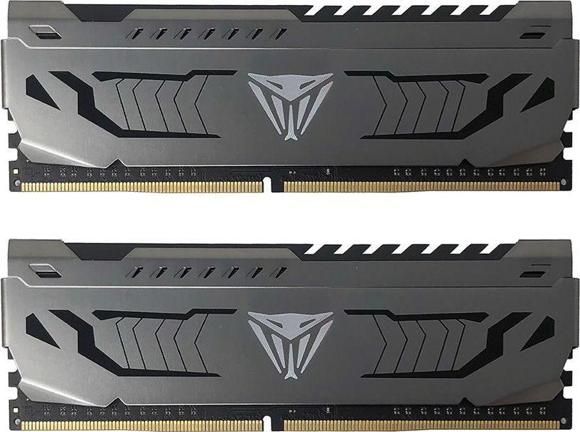 Pamięć Patriot Viper Steel, DDR4, 8 GB, 3200MHz, CL16 (PVS48G320C6K) 1
