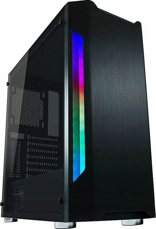Obudowa LC-Power 701B Badge X Gaming RGB (LC-701B-ON) 1