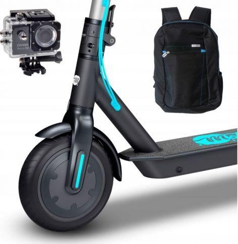 Motus Hulajnoga elektryczna Motus Scooty 8.5 + Kamera Plecak 1