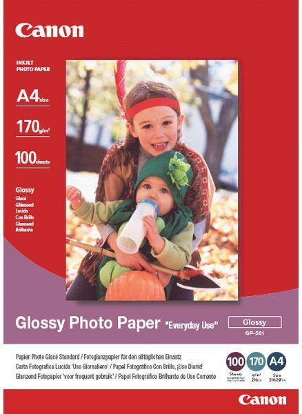 Canon Papier fotograficzny do drukarki A4 (BS0775B001) 1