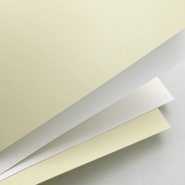 Argo Papier, karton ozdobny wizytówkowy A4 250g/m2 gładki, 20 ark. biały (36K115A) 1
