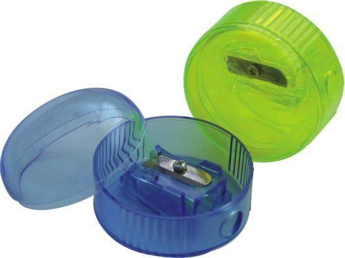 KUM Temperówka plastikowa z pojemnikiem Kum 210 KFT (20K018X) 1