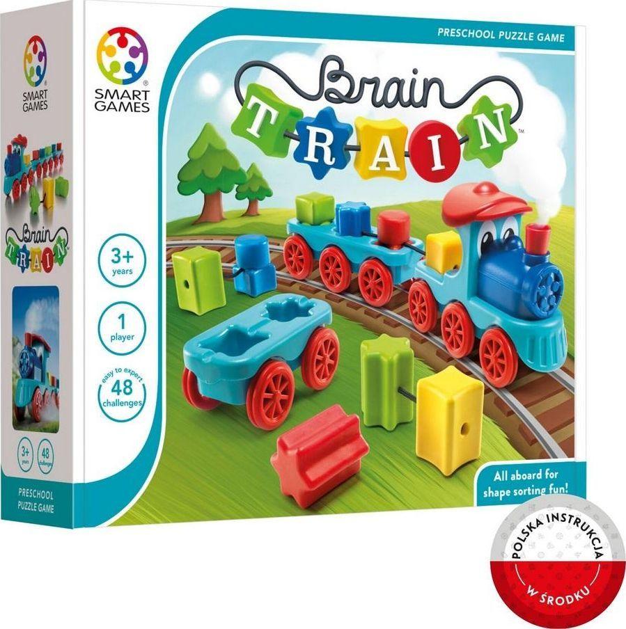 IUVI Smart Games Brain Train (ENG) 1