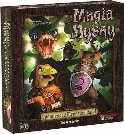 Cube Magia i Myszy - Opowieści z Mrocznej Kniei 1