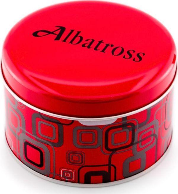 Albatross Prezentowe pudełko na zegarek - PUSZKA ALBATROSS OKRĄGŁA uniwersalny 1