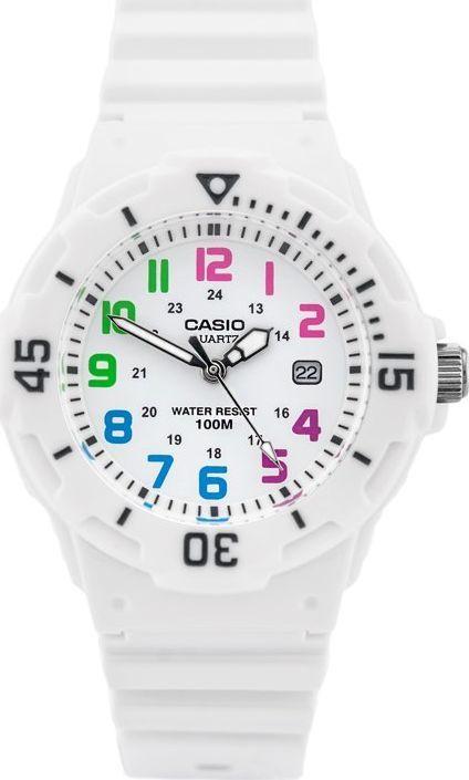 Zegarek Casio ZEGAREK DAMSKI CASIO LRW-200H 7BV (zd557a) uniwersalny 1