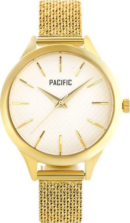 Zegarek Pacific ZEGAREK DAMSKI PACIFIC X6048 (zy631b) uniwersalny 1