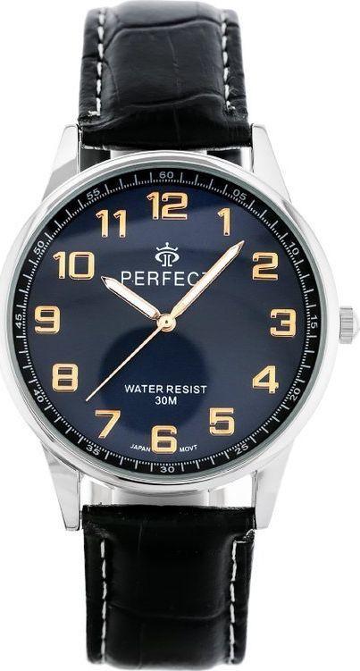 Zegarek Perfect ZEGAREK MĘSKI PERFECT KLASYKA (zp253e) uniwersalny 1