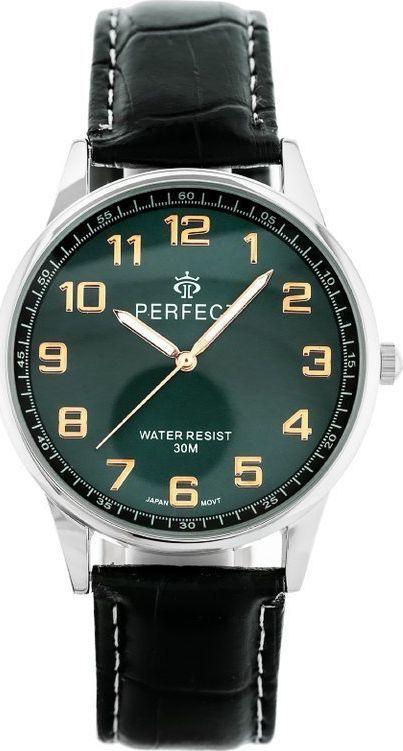 Zegarek Perfect ZEGAREK MĘSKI PERFECT KLASYKA (zp253f) uniwersalny 1
