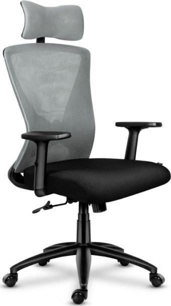 MarkAdler Fotel biurowy obrotowy Manager 3.0 Dark Grey 1