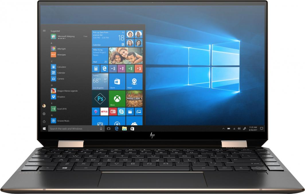 Laptop HP Spectre x360 13-aw0006nw (8PP42EA) 1