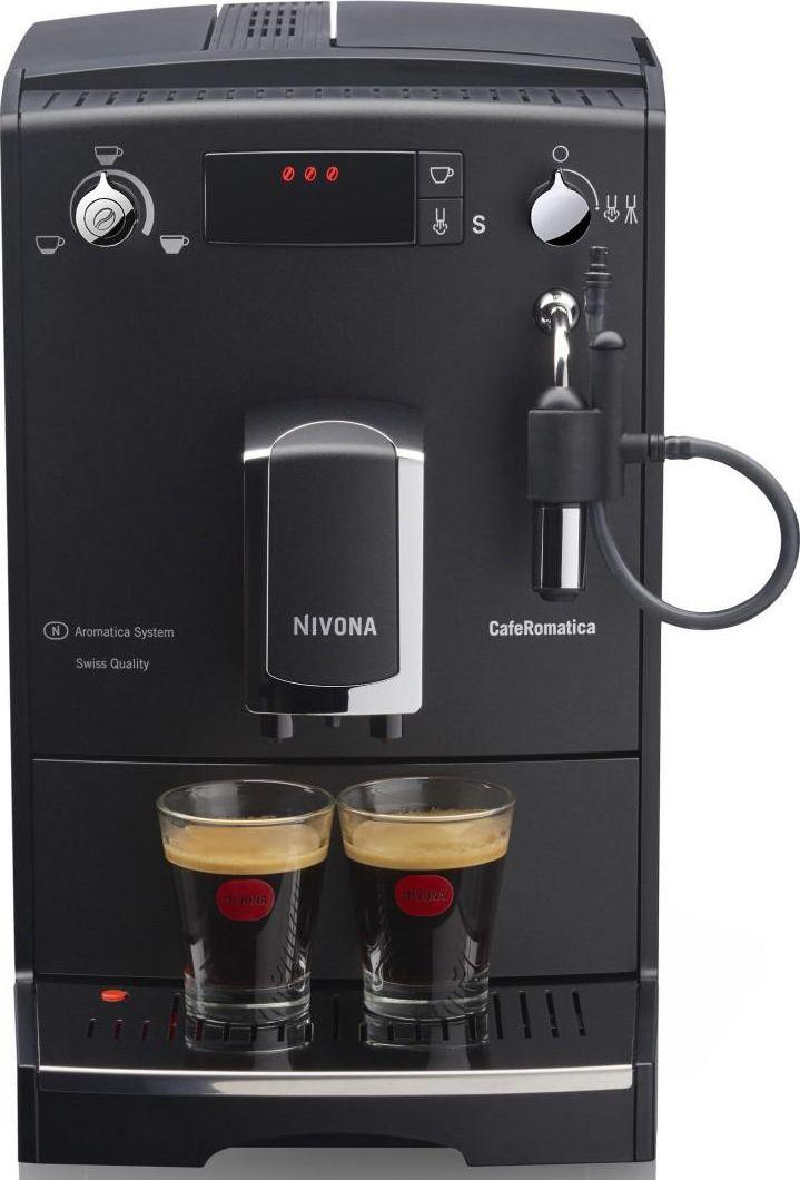 Ekspres ciśnieniowy Nivona CafeRomatica 520 1