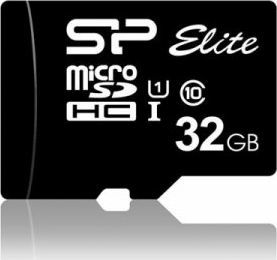 Karta Silicon Power Elite MicroSDHC 32 GB Class 10 UHS-I/U1  (2_282427) 1