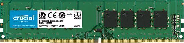 Pamięć Crucial DDR4, 8 GB, 2133MHz, CL15 (CT8G4DFD8213) 1