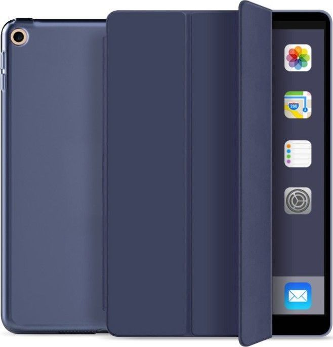 Etui do tabletu Tech-Protect TECH-PROTECT SMARTCASE IPAD 10.2 2019 NAVY BLUE 1