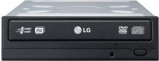 Napęd LG DVD-RW GH24NSC0 (GH24NSC0.AUAA10B) - Następca modelu GH24NSB0RBBB! 1