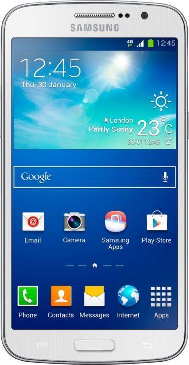 Smartfon Samsung Biały  (SM-G7105ZWAXEO) 1