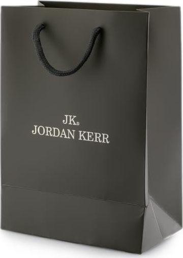 Jordan Kerr Torebka prezentowa - JORDAN KERR - szara/srebrna uniwersalny 1