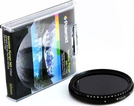 Filtr Polaroid Filtr pełny szary Fader (NDx2 - NDx400) - 55mm 1