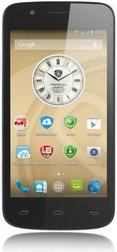 Smartfon Prestigio 8 GB Dual SIM Czarno-brązowy  (PSP5453DUOMETAL) 1