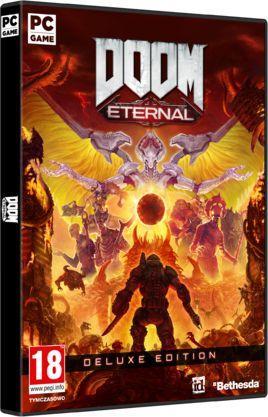 DOOM Eternal Deluxe Edition PC, wersja cyfrowa 1